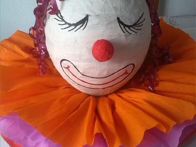 Piñata Payaso !!!
