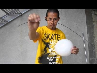 Trucos con globos - Decoraciones con globos