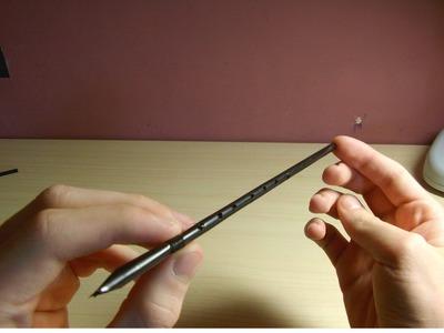 Cómo hacer una flauta dulce casera