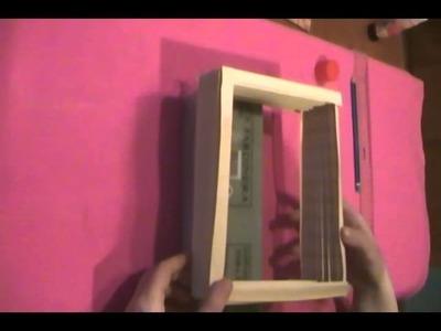 Como hacer una Paleta o Joyero  BELLE EPOQUE DIY