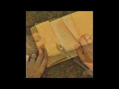 Cómo se hace una cartera de cuero