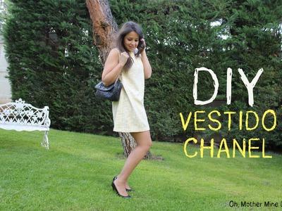 DIY Ropa: Cómo hacer un vestido de cocktail Chanel