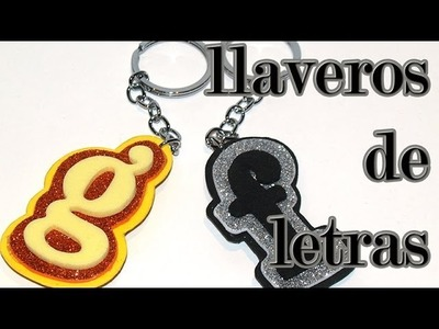 Llavero para papa - DIY - Keychain for father's day