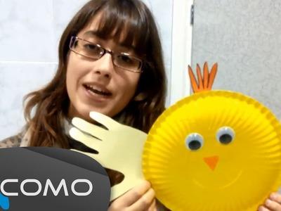 Manualidad: Cómo hacer un pato de papel