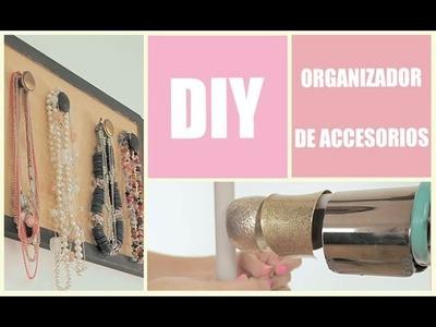 Organizador de accesorios |Cómo hacer un organizador de accesorios  Me lo dijo Lola