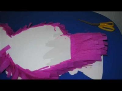 [Pasos Para Hacer Una Piñata] MANUAL DE PIÑATAS GRATIS EN www.HacerPiñatas.com