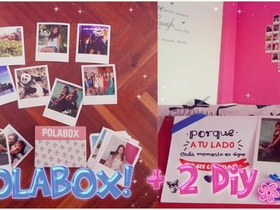 POLABOX +2 DIY!LOVINGYOURSELF