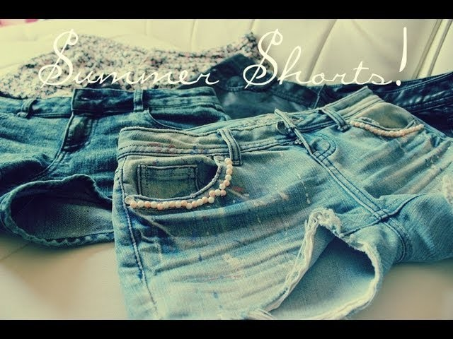 Shorts de verano! Outfits ♡