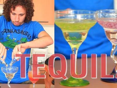 TEQUILA: El Hulk Borracho | Bebidas fáciles y mamadoras