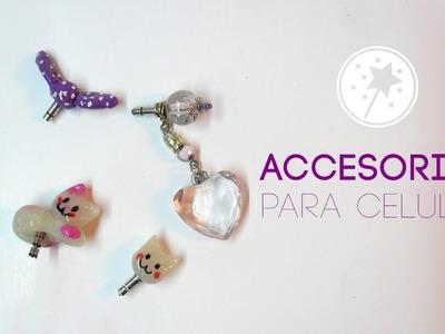 Accesorios para celular ♡ Bruja Creativa