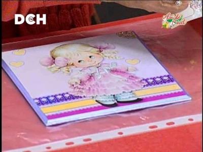 Caja infantil Decoupage - Miriam Cortes