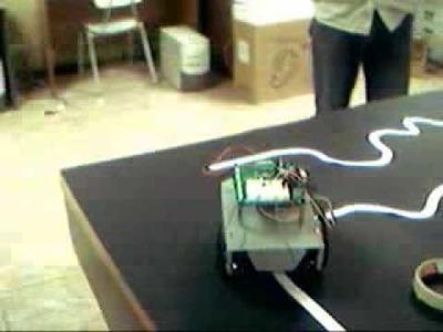 Cómo construir un robot que siga la línea (line follower)