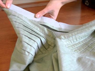Como coser el cuello - Cose Conmigo Carme