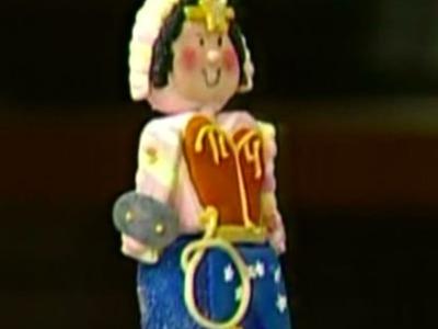 ¿Cómo hacer paletas de bombón de la mujer maravilla?. Mujer maravilla. Wonder Woman paddles