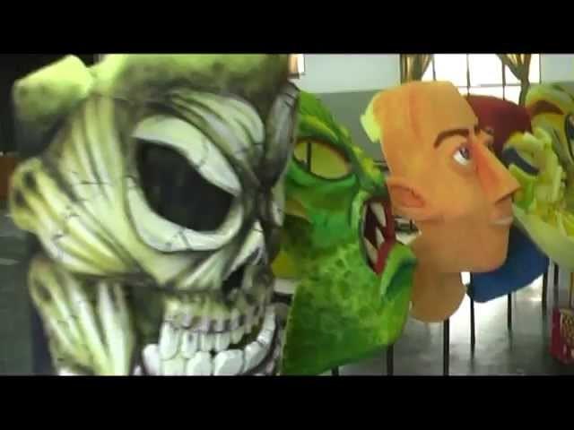 Construccion de Marionetas para JMJ editada