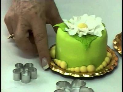 Decoracion de Bebé con moldes de silicón, Maestra Griselda Cornejo.