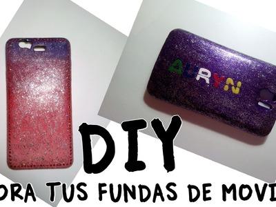 ♡ DIY: Personaliza tus fundas para móvil ♡