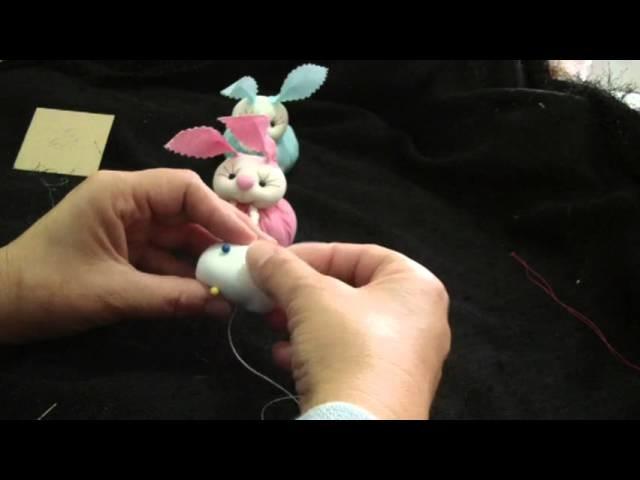 Muñecos Soft. conejito simple 1.2 proyecto 21