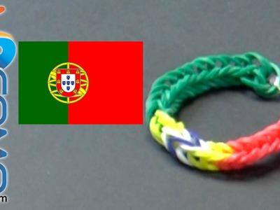 Pulsera de gomitas de Portugal