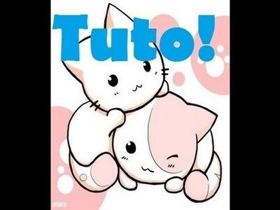 Tutorial Cómo hacer orejas de neko.gato y lobo para cosplay! :3