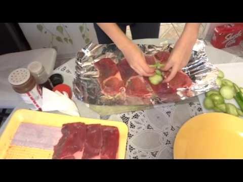 24.Receta De Carne De Res En Aluminio-Comida Mexicana (Como Hacer)(How To)-LaFlacaCocina