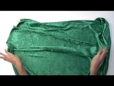 Cómo elaborar el disfraz de Campanilla