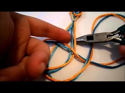 Como hacer un llavero cola de rata (modelo #2)
