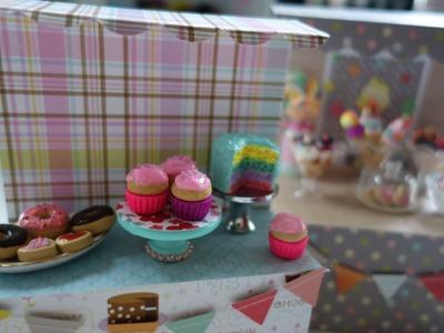 Cómo hacer un mini cupcake