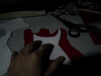 Como hacer una guitarra electrica de peluche
