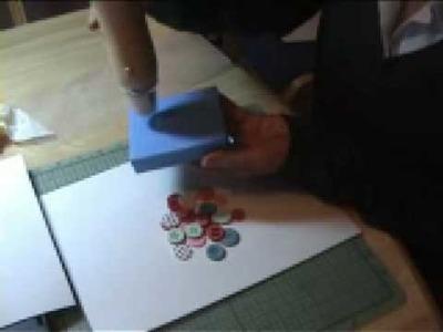 Crear tus propios sellos de scrapbooking