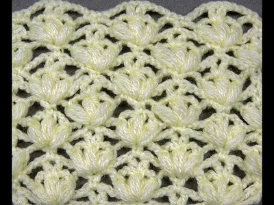 Crochet : Punto Fantasia # 13