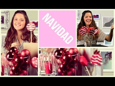 Decoraciones Navideñas 2013 arboles de Navidad Decora tu casa