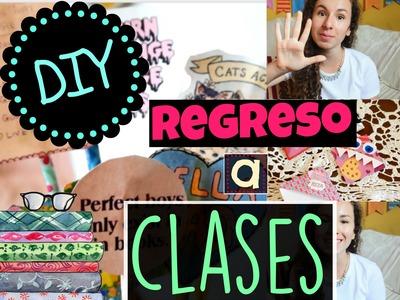 DIY: ¡HAZ 5 SEPARADORES DE LIBROS! | REGRESO A CLASES