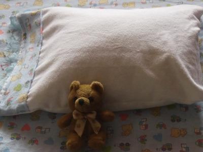 DIY♥ Funda para la almohada -Yami