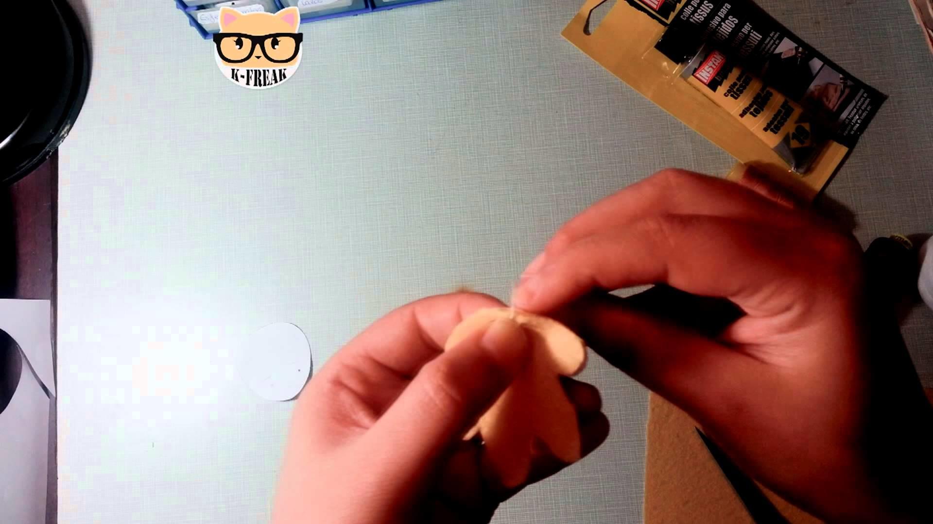 DIY : Muñecos de Fieltro ♥ -Jessica & (?)-. Felt Dolls  [Eng Sub]