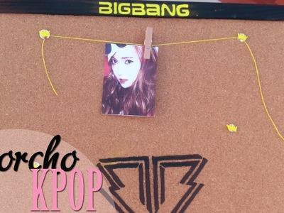 DIY: Tu corcho kpop ~ -Big Bang-