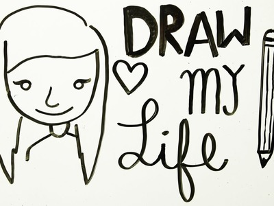 ➭ DRAW MY LIFE!  ♡ Miranda Ibañez