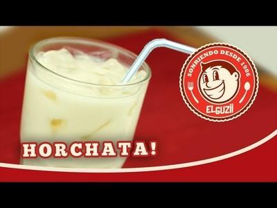 Horchata Reloaded! (Receta Fácil) - El Guzii