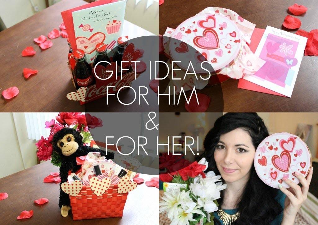 Ideas de Regalo PARA EL y PARA ELLA para San Valentin 2014 !