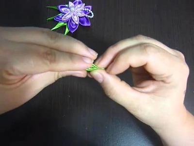 Manualidades lazos y moños para niña paso a paso No.104 Manualidades la hormiga