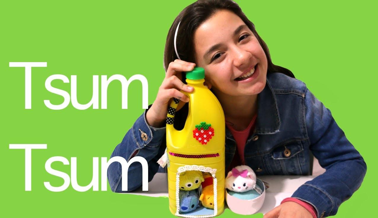 Manualidades para muñecos reciclando: cuna y casa (sorteo cerrado)
