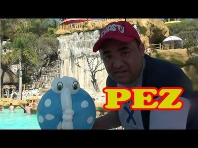 PESCADO CON GLOBOS CHASTY DESDE EL TEPHE