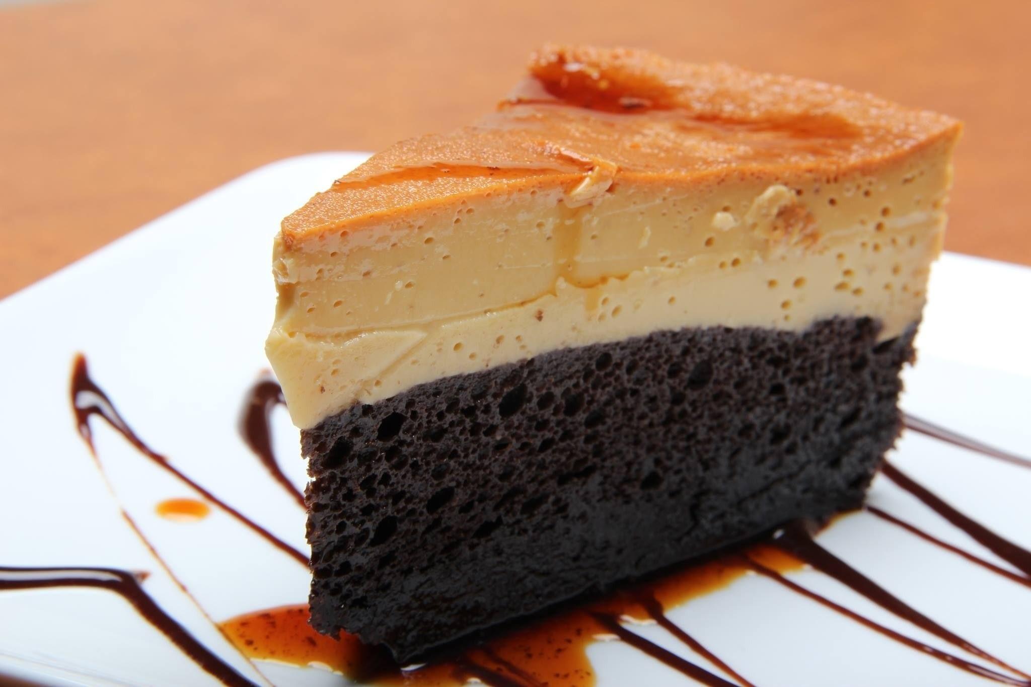 "Receta: Pastel Imposible ""Chocoflan"" (Sin Horno!) - Silvana Cocina Y Manualidades"