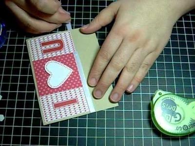 Tarjeta I Love U #2
