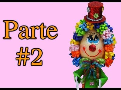 ¡PAYASO DULCERO! Recuerdo para Eventos Especiales - PARTE 2