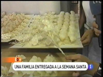 Cereria La Esperanza Sevillana en España Directo 2011
