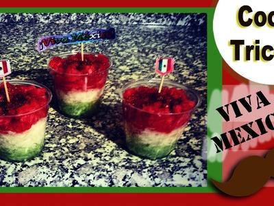 Coctel de Frutas y verduras Tricolor