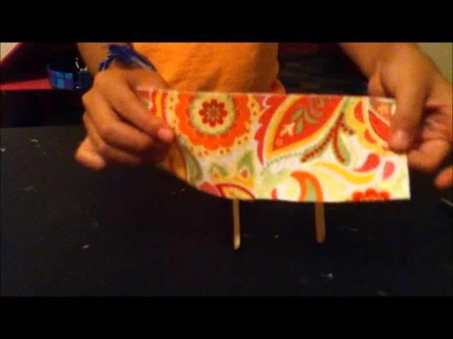 Cómo hacer mesa y silla de playa para Monster High - Mimundo MH