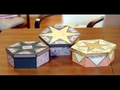 Contracolado Artisitico - Caja Antique -  Miguel Lucero