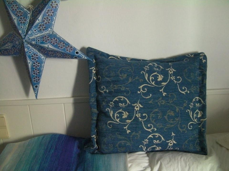 """ DIY ** Como hacer cojines XXL ** How to make Stylish Pillows XXL """